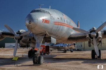 Pima Air Space Museum-TWA