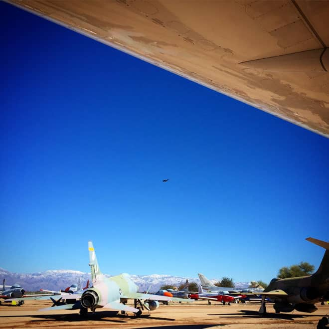Pima-Air-Space-Museum-Jet-Planes-Take-Off