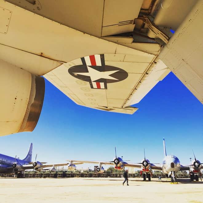 Pima-Air-Space-Museum-Under-the-Plane