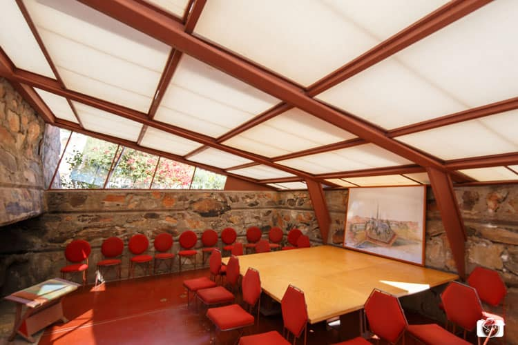 TALIESIN WEST-Office