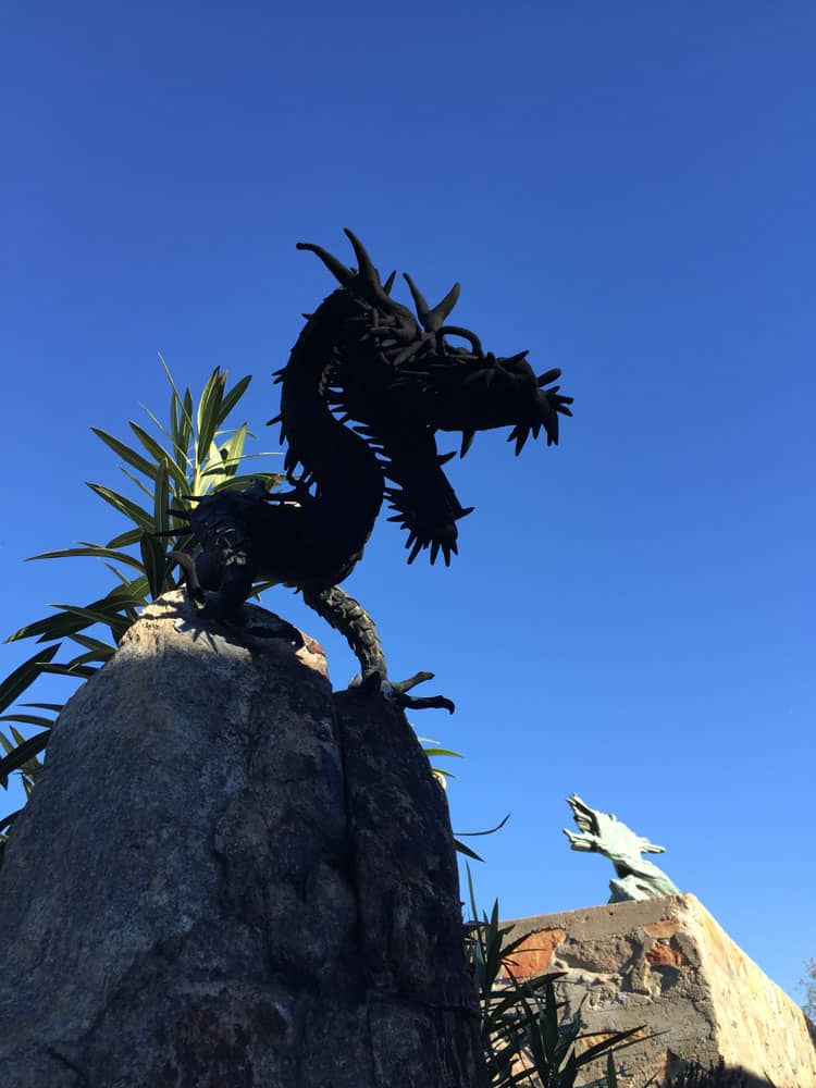Taliesin-West-Asian-Influence-Dragon