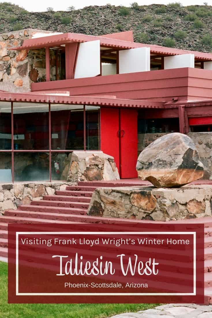 Things to do in Phoenix Arizona USA - Taliesin West Visiting Frank Lloyd Wright's Winter Home