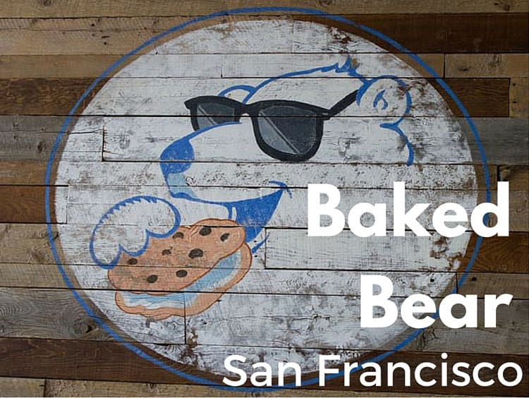 Baked Bear in San Francisco