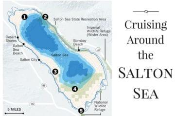 Cruising Around the Salton Sea