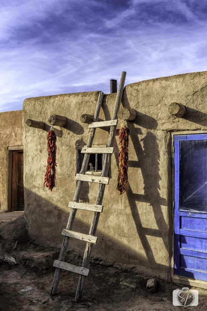 NEW MEXICO-Taos-Pueblo