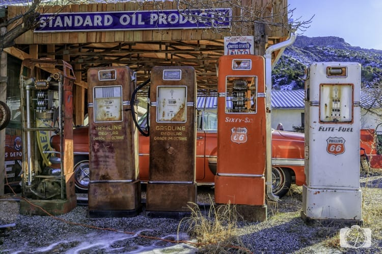 Things to do in the Santa Fe Area - Gasoline Museum