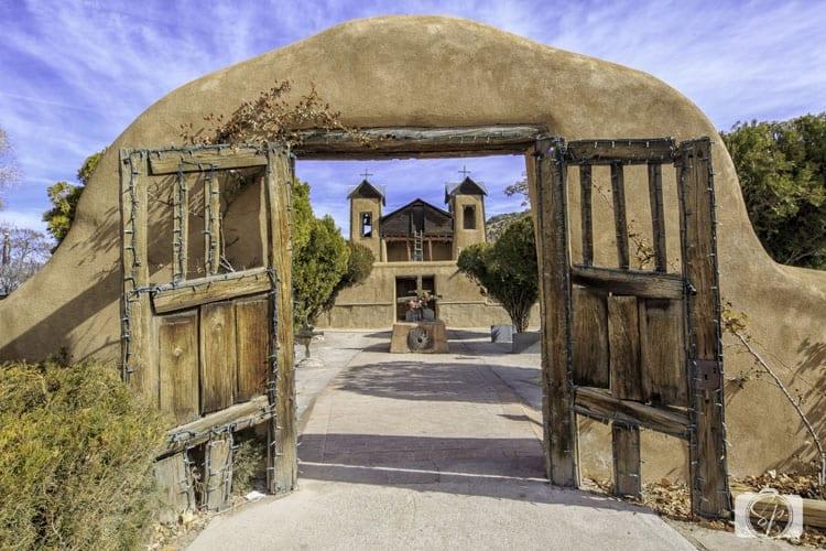 NEW MEXICO-El Santuario de Chimayo