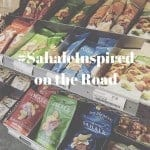 #SahaleInspired on the Road