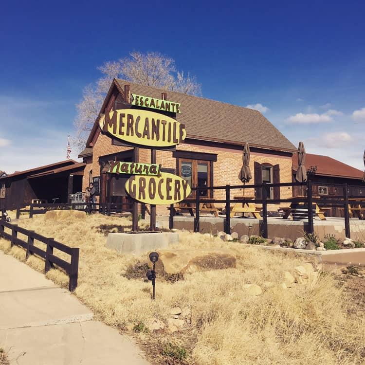 Escalante Mercantile and Natural Grocery