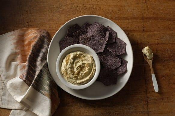 Food Should Taste Good Edamame Hummus