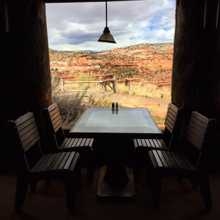 Utah Highway 12 Kiva Koffeehouse