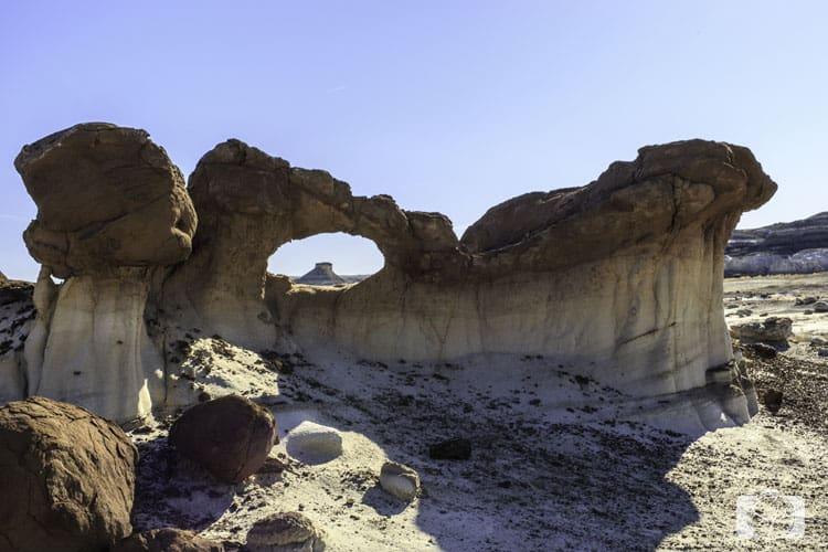 NEW MEXICO-Bisti-Arch