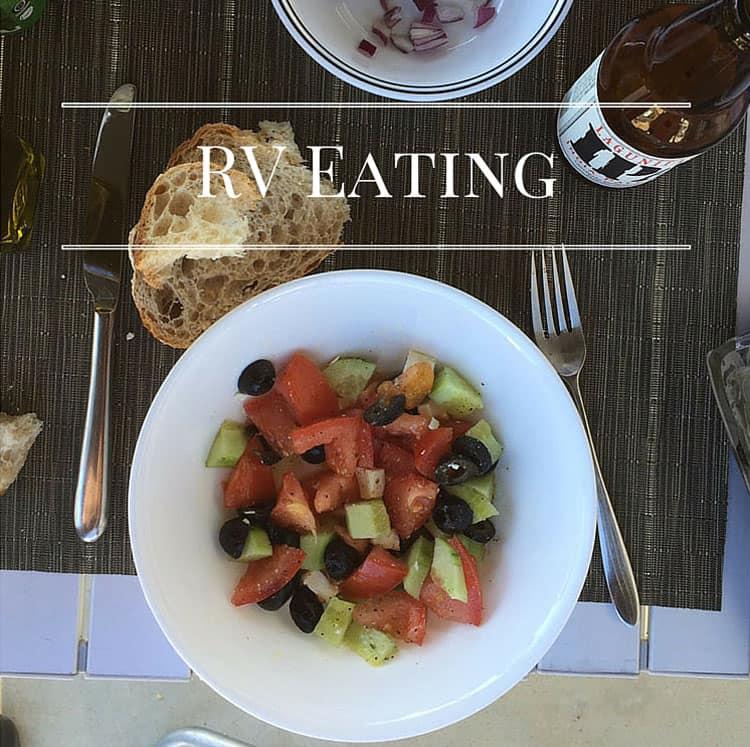 RV Eating