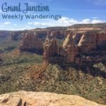 Weekly Wanderings #15 – Grand Junction