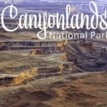 CANYONLANDS national park blog