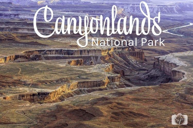 CANYONLANDS national park blog