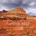 Offroad Capitol Reef