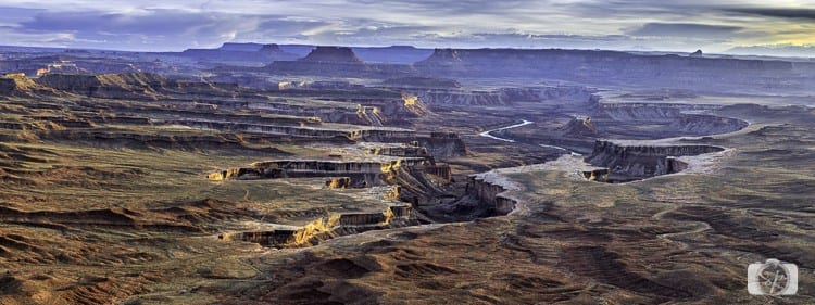 Canyonlands National Park Green River Overlook