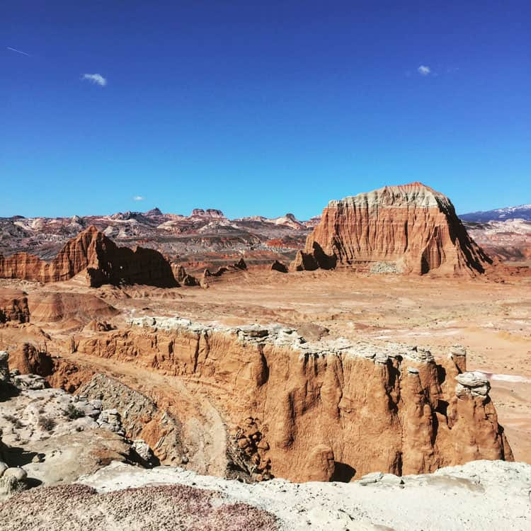 Cathedral-Valley-Capitol-Reef