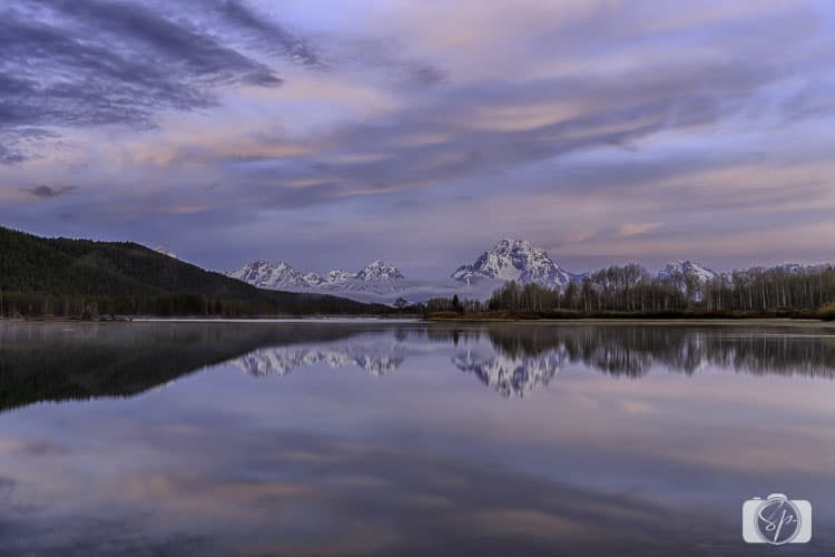 Grand Teton National Park Oxbow Bend