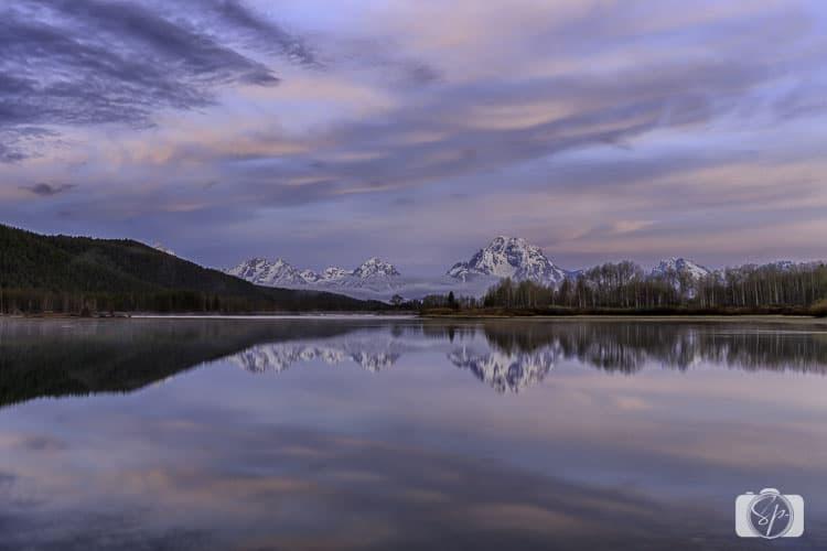 Grand Teton National Park Oxbow Bend