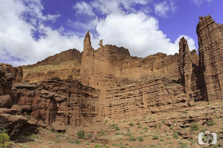 Things to do in Moab - Fisher Towers Blog