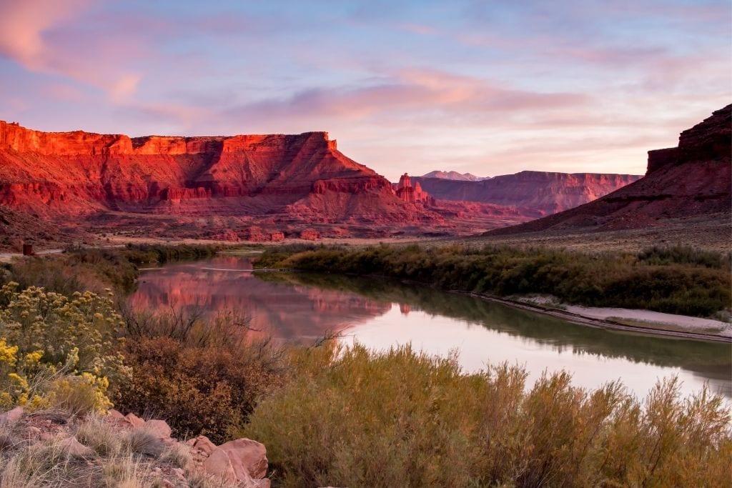 Sorrel River Moab Utah