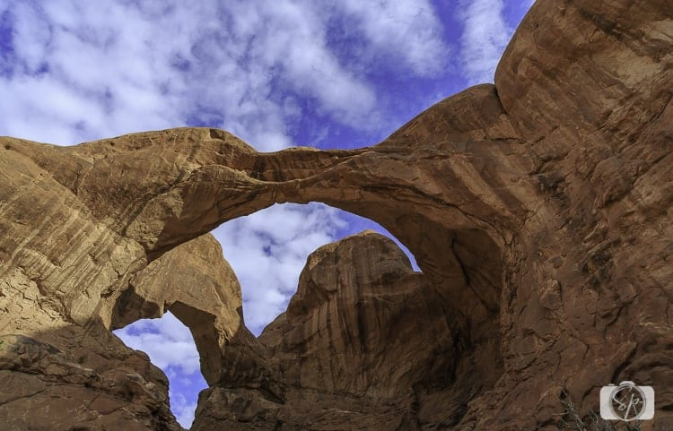 arches national park double arches