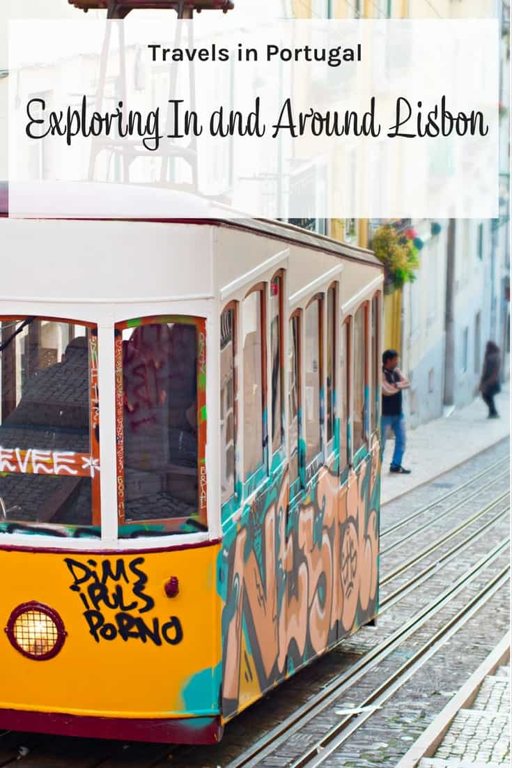Exploring In and Around Lisbon