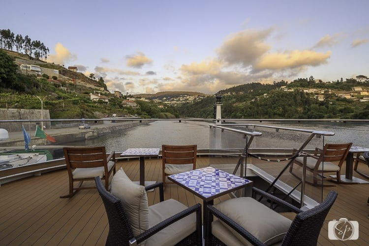 Viking River Cruises Portugal - Hemming Back Deck