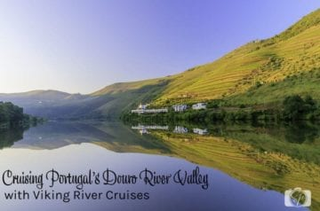 Viking River Cruise Portugal - Hemming Douro River