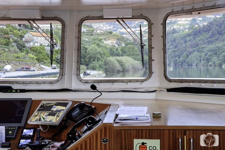 Viking River Cruises Portugal - Hemming Wheelhouse