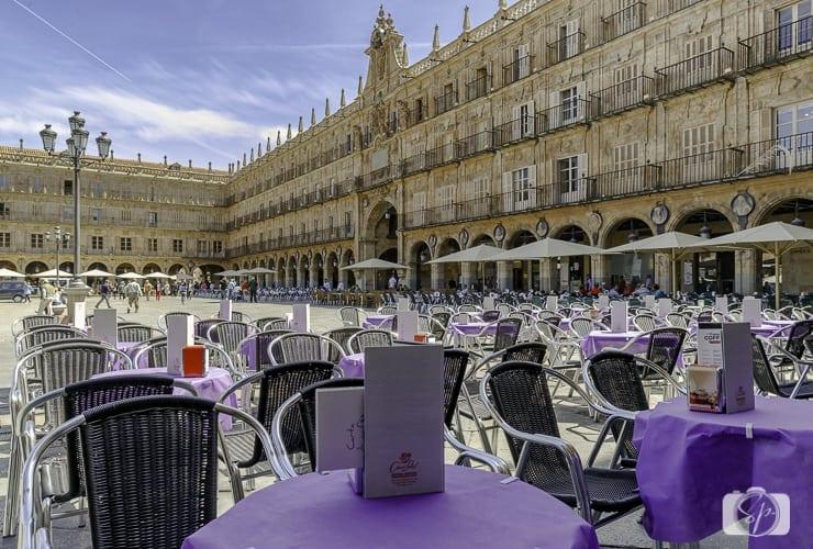 Viking River Cruises Portugal - Plaza Major Salamanca