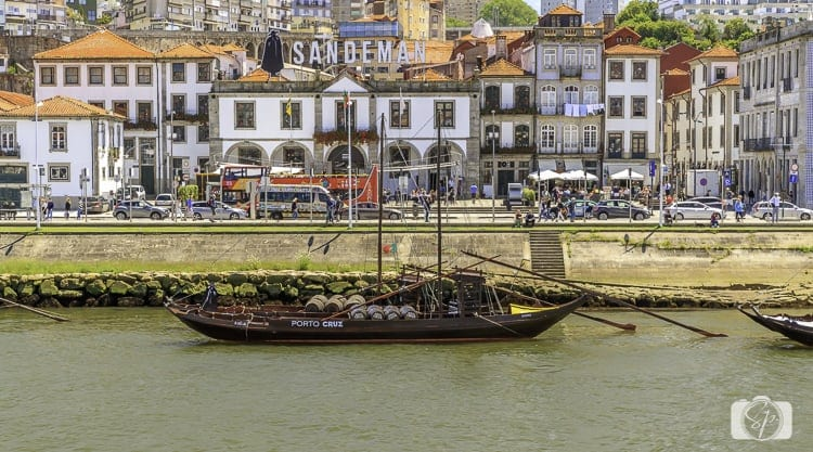 Viking River Cruises Portugal - Porto Boats