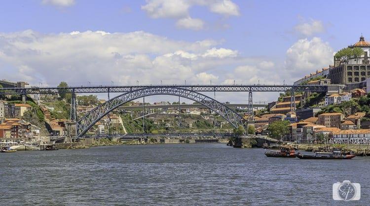 Viking River Cruises Portugal - Porto Bridge