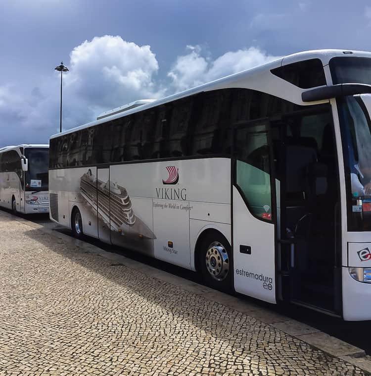 Viking River Cruises Portugal - Viking Coach