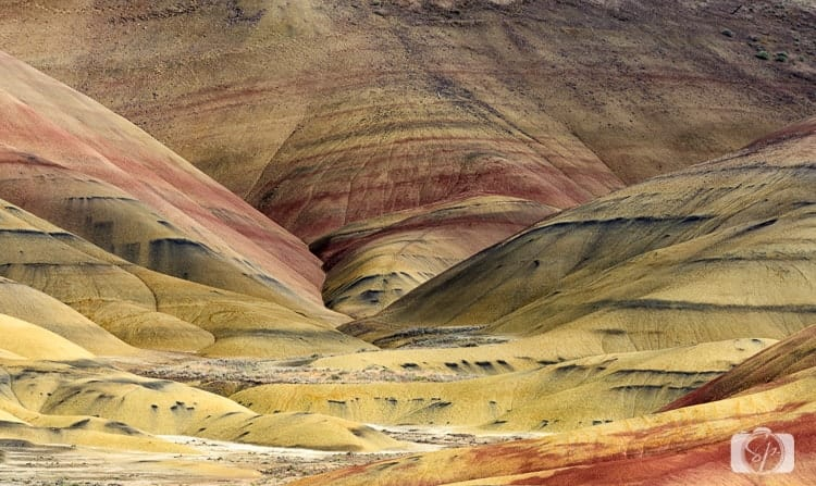 oregon painted hills