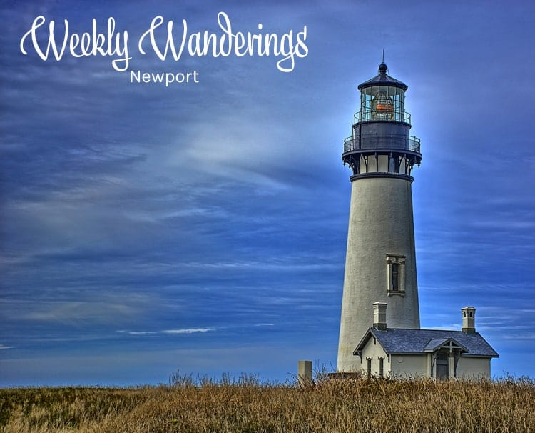 Weekly Wanderings Newport