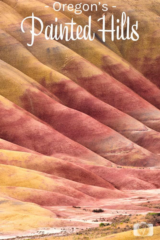 oregon-painted hills