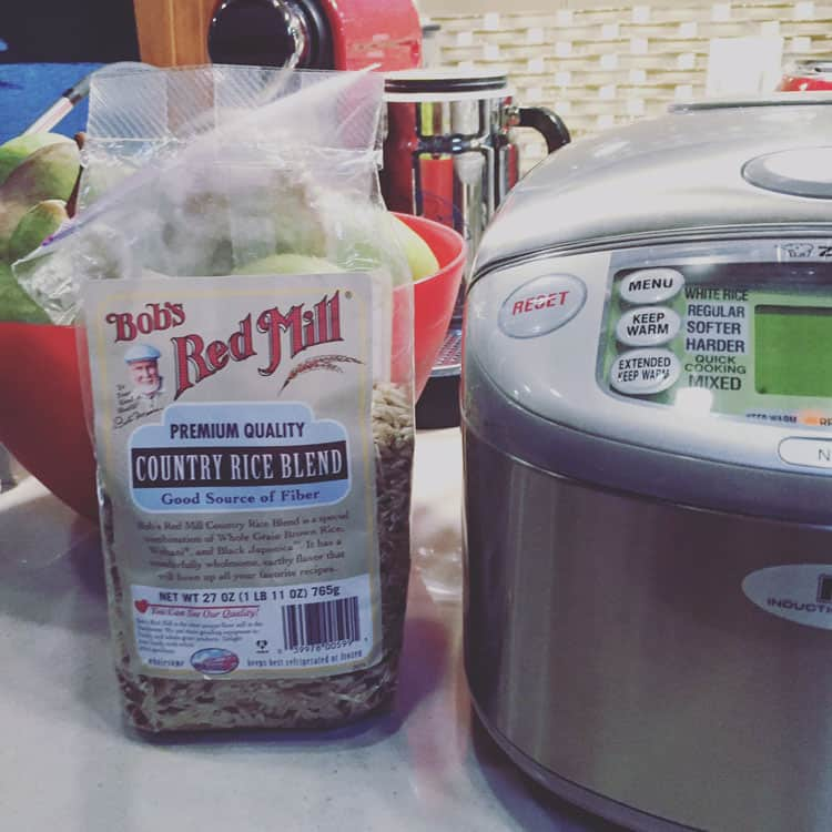 Bobs Red Mill Country Rice Blend