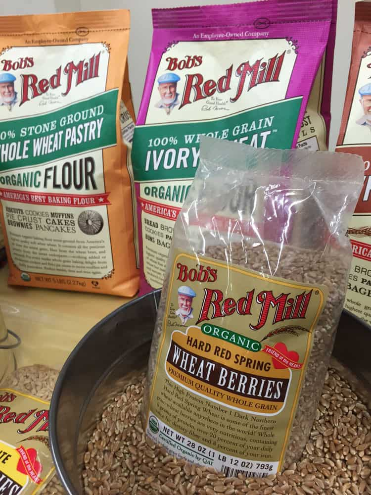 Bobs Red Mill Flour