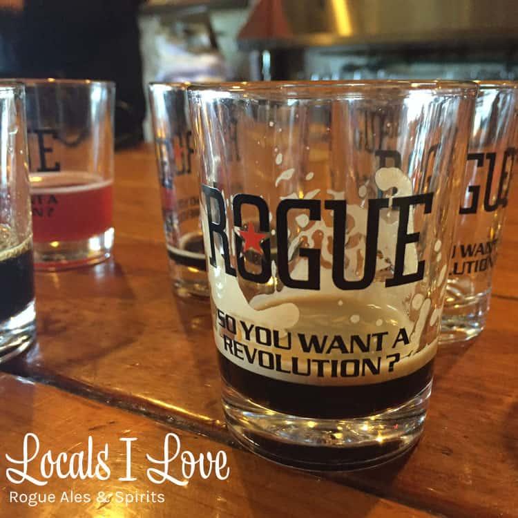 Locals I Love Rogue Ales