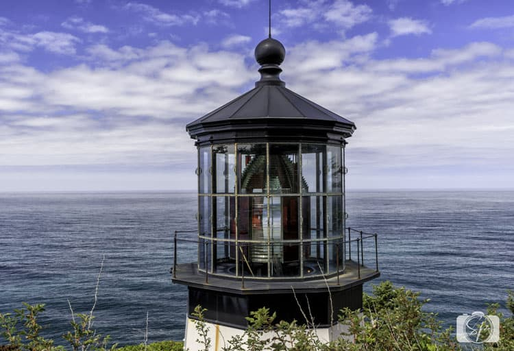 Oregon-Coast-Cape Meares Lighthouse