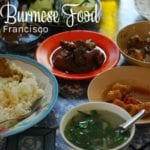 Best Burmese Food in San Francisco