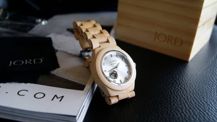 Jord Wood Watches Cora Box