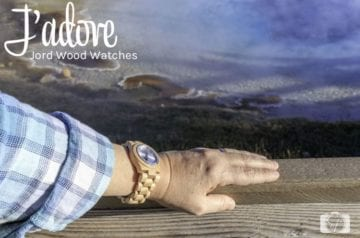 J'adore Jord wood watches