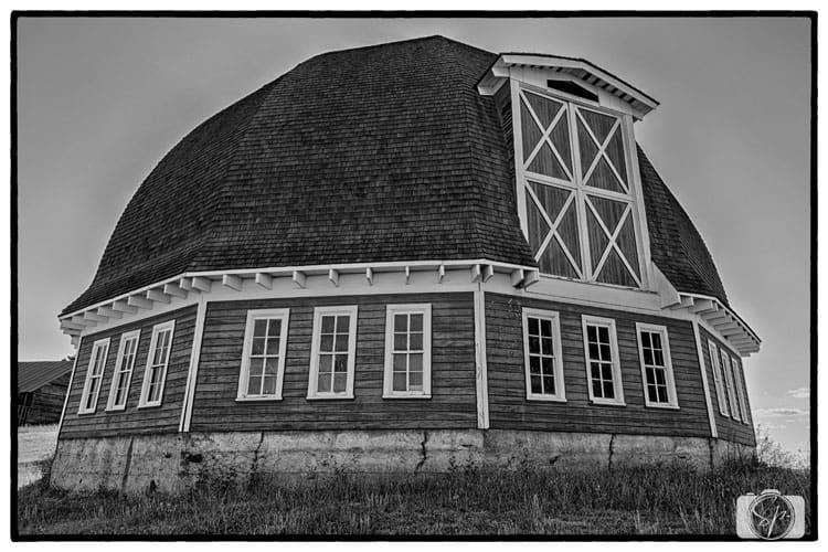 Palouse Leonard Barn