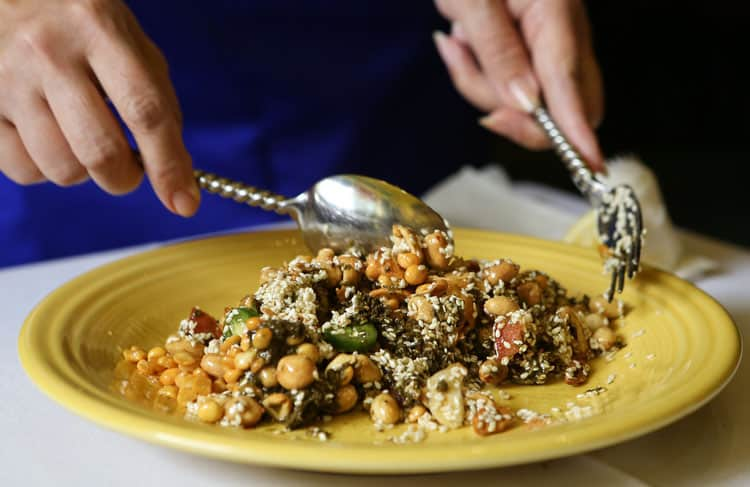 Best Burmese Food Sf