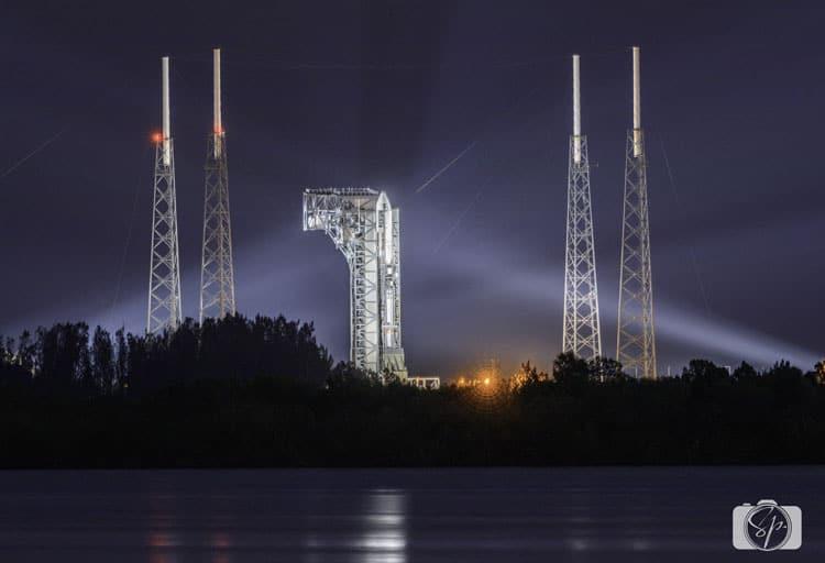 Atlas V GOES-R Rocket Launch Nov 19