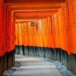 kyoto fushimi inari temple